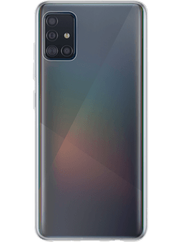 freenet Basics Flex Cover Galaxy A51 clear