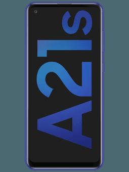 Samsung Galaxy A21s 32GB blau