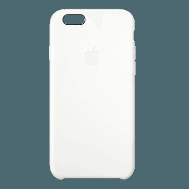 Apple iPhone 6/6s Silikone Case white