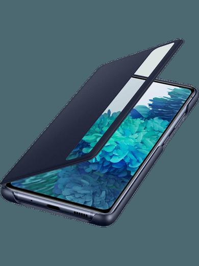Samsung EF-ZG780 Clear View Cover Samsung Galaxy S20 FE navy