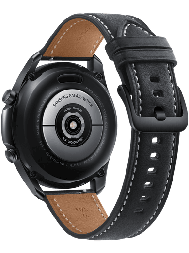 Samsung Galaxy Watch3 Bluetooth 45mm schwarz