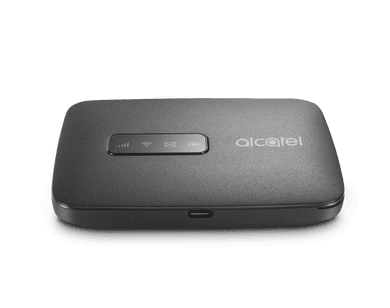 Alcatel LinkZone MW40V Mobiler Router LTE schwarz