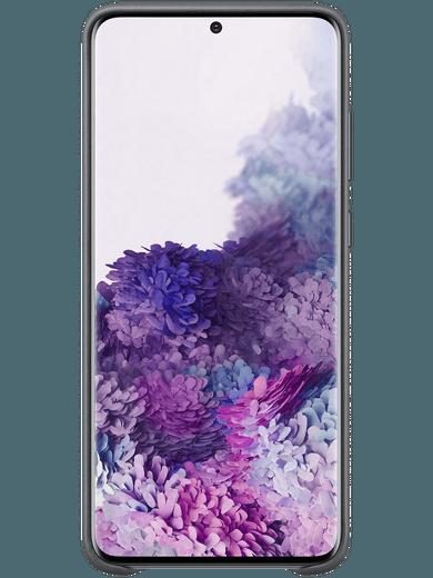 Samsung EF-VG985 Leather-Cover Samsung Galaxy S20+ (grau)