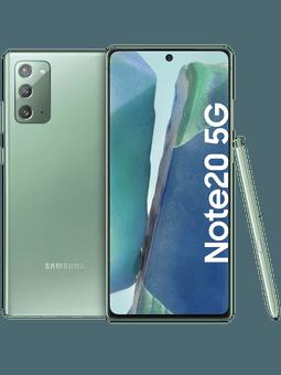 Samsung Galaxy Note20 5G 256GB grün