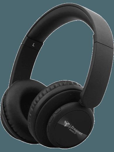 freenet Basics Over-Ear-Bluetooth-Headset oE200 (schwarz)