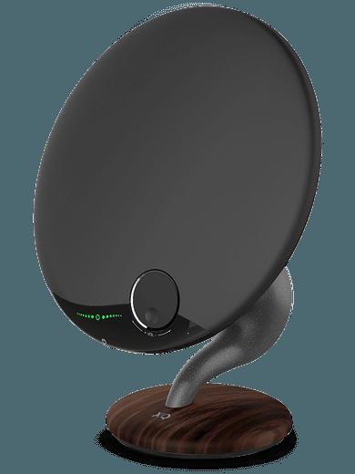 XQISIT Hi-Fi Speaker (schwarz)