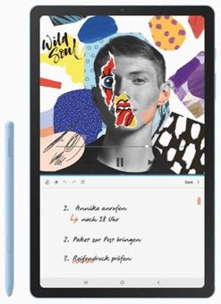 Samsung Galaxy Tab S6 lite LTE 64GB blue