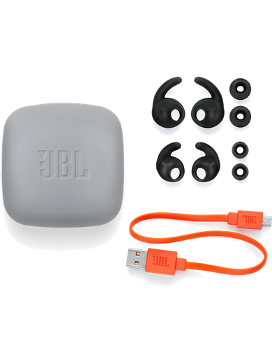 JBL Reflect Contour 2 (schwarz)