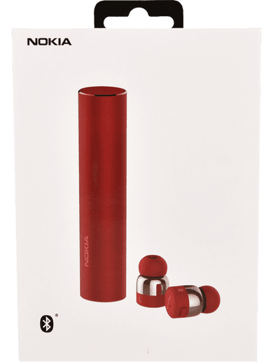 Nokia BH-705 True Wireless Earbuds red
