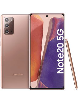 Samsung Galaxy Note20 5G 256GB bronze