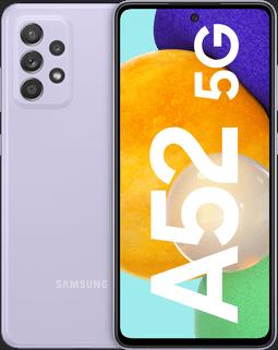 Samsung Galaxy A52 5G 128GB Awesome Violet