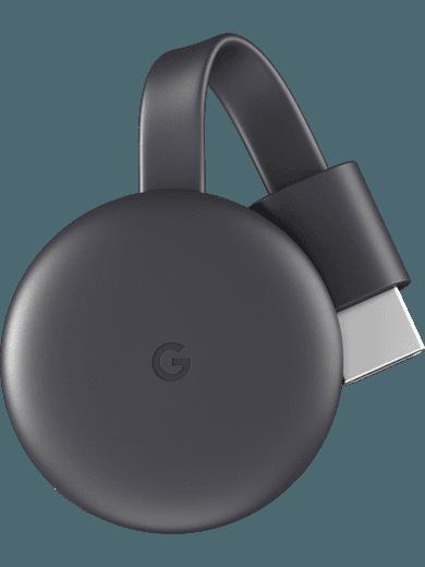 Google Chromecast 3. Generation Karbon