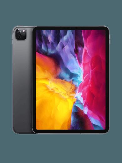 Apple iPad Pro 12,9 Cell (2020) 128GB grau