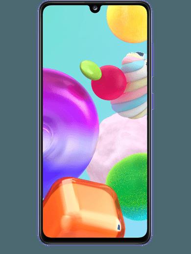 Samsung Galaxy A41 64GB blau