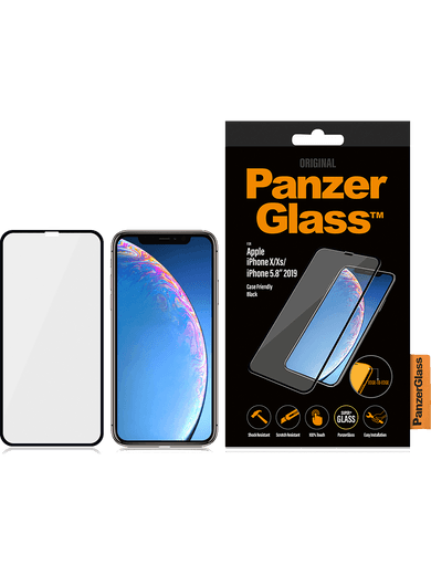 PanzerGlass Case Friendly für iPhone 11 PRO/XS/X