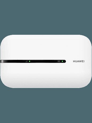 HUAWEI E5576-320 mobiler LTE-WLAN-Hotspot weiss