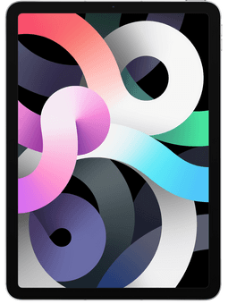 Apple iPad Air Wi-Fi + Cell (2020) 256GB silber