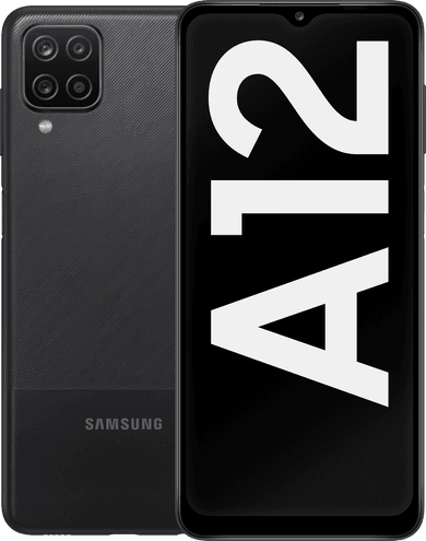 Samsung Galaxy A12 64GB Black