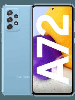 Samsung Galaxy A72 128 GB Awesome Blue