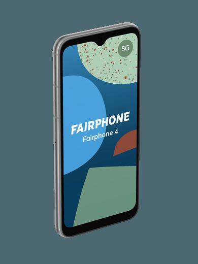 Fairphone 4 5G 128GB Grau