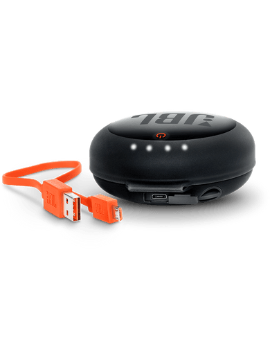 JBL Sound-Bundle (Headset Tune 205BT + Ladebox HPCC)