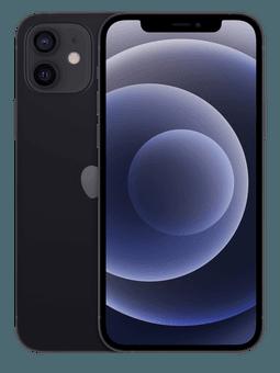 iPhone 12 256GB schwarz