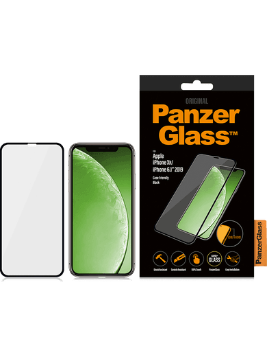 PanzerGlass Case Friendly iPhone 11/XR (transparent)