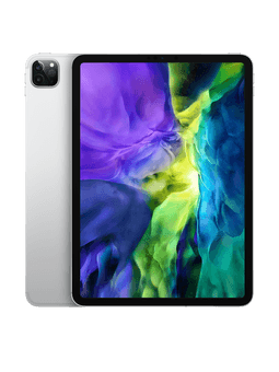 Apple iPad Pro 12,9 Cell (2020) 256GB silber