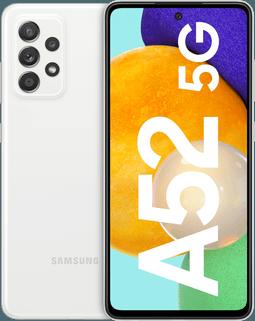 Samsung Galaxy A52 5G 128GB Awesome White