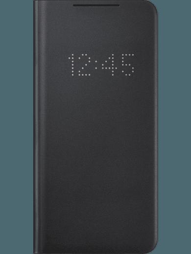 Samsung EF-NG996 Smart LED View Cover Galaxy S21+ (schwarz)