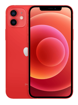 iPhone 12 128GB Product Red