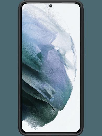 Samsung EF-PG996 Silicone Cover Galaxy S21+ (schwarz)