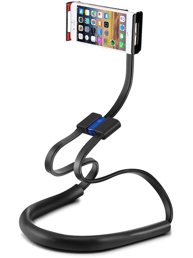 freenet Basics Smartphone Nackenhalter schwarz