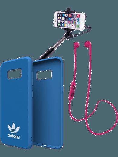 Allroundpaket für sportliche Ladys Galaxy S8