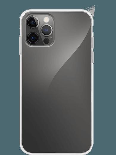 freenet Basics Flex Case iPhone 12/12 Pro (transparent)