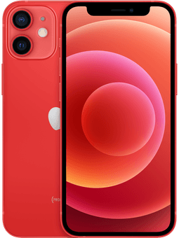 iPhone 12 mini 256GB Product Red