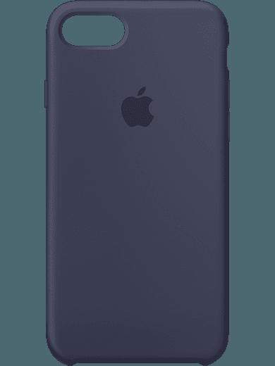 Apple Silicone Case für iPhone 6+/6s+/7+/8+ blau
