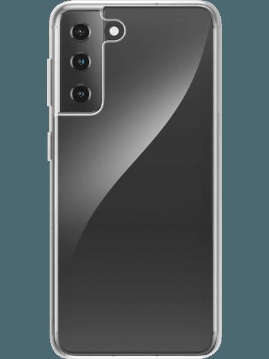 freenet Basics  Flex Case Samsung Galaxy S21+ (transparent)
