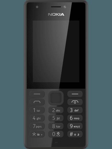 Nokia 216 16MB schwarz