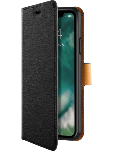 freenet Basics Premium Wallet iPhone 11 Pro (schwarz)