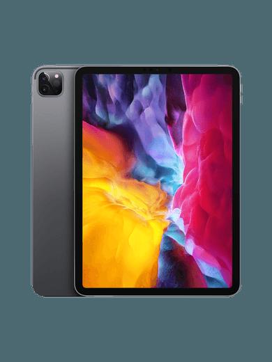 Apple iPad Pro 12,9 Wi-Fi (2020) 128GB grau
