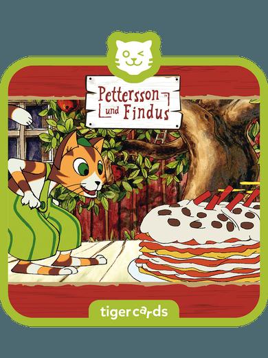 tigercard - Pettersson und Findus - 1: Eine Geburtstagstorte für die Katze
