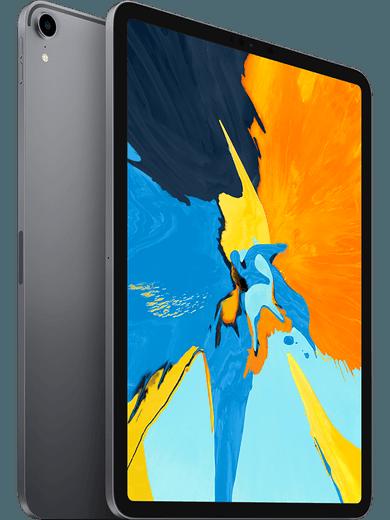Apple iPad Pro 11,0 Wi-Fi (2018) 64GB space grau