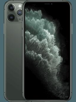 Apple iPhone 11 Pro Max 256GB Nachtgrün