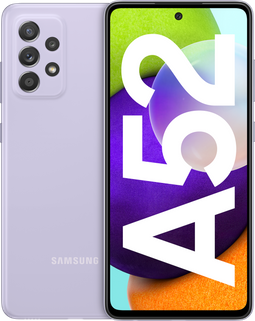 Samsung Galaxy A52 128GB Awesome Violet