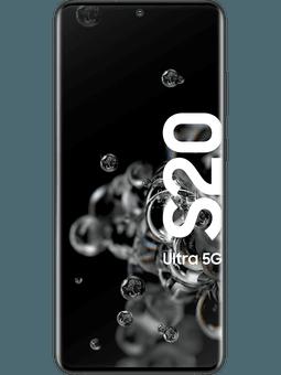Samsung Galaxy S20 Ultra 5G 128GB black