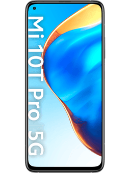Xiaomi Mi 10T Pro 5G 256GB lunar silver