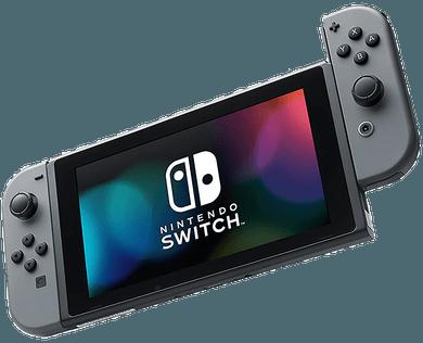 Nintendo Switch Konsole 2 Gen. Grau