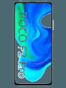 Xiaomi Poco F2 Pro 256GB grau