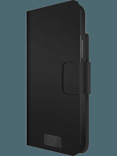 BlackRock Wallet 2in1 iPhon 12/12Pro (schwarz)